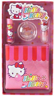 Hello Kitty lipgloss and lip balm set