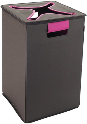 OXO Flip IN Bin - Brown/Pink