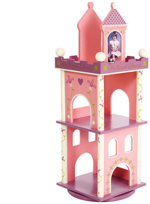 """Levels of Discovery Princess Revolving 37"""" Bookcase"""