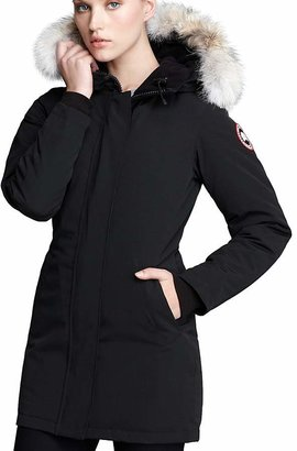 Canada Goose Victoria Down Parka $875 thestylecure.com