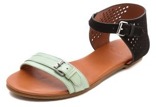 Marc by Marc Jacobs Little Diamonds Colorblock Sandals