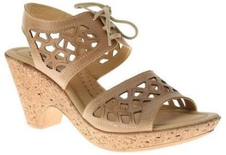 Spring Step Style Lamay Leather Quarter Strap Sandals