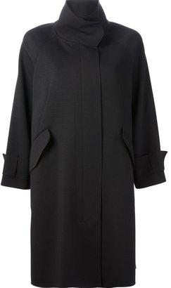 Emporio Armani oversized coat