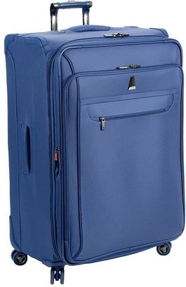 Delsey luggage, helium x'pert lite 28-in. expandable suiter spinner upright