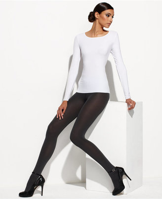 Wolford Pure Pullover $150 thestylecure.com