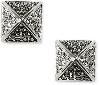 Judith Jack 'Contrasts' Stud Earrings