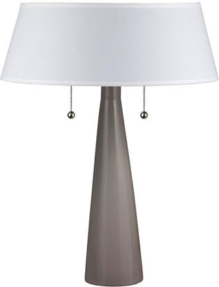 Lights Up! Lizzy Table Lamp - Shale