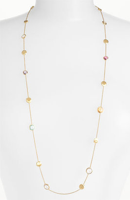 Marco Bicego 'Jaipur' Semiprecious Stone Long Necklace