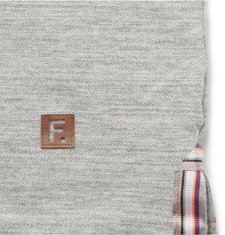 Façonnable Cotton-Piqué Polo Shirt