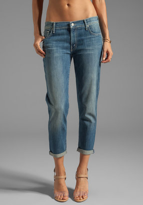 Mother The Dropout Slouchy Skinny