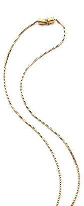 Madewell Coliseum Pendant Necklace