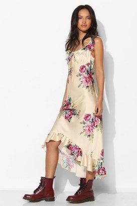 Betsey Johnson Vintage For UO Alice Flutter Midi Dress
