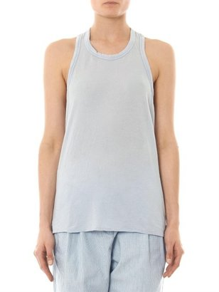 James Perse A-line tank top