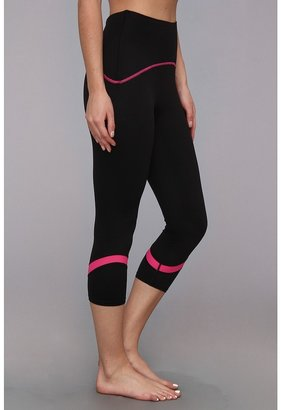 Spanx Active Shaping Compression Crop, Color Pop