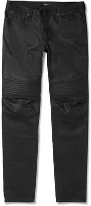 Givenchy Slim-Fit Biker Jeans