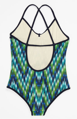Milly Minis One Piece Swimsuit (Little Girls)