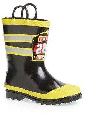 Boy's Western Chief 'F.d.u.s.a.' Rain Boot $29.95 thestylecure.com