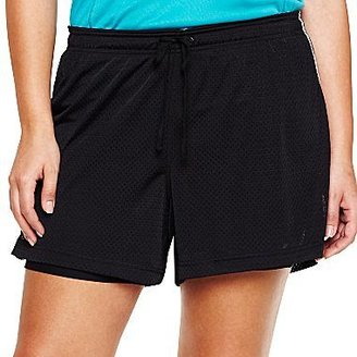 JCPenney XersionTM Layered Shorts - Plus