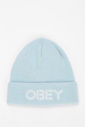 Obey X UO Freestyle Beanie