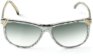 Versace Pre-Owned square frame sunglasses