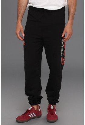 Obey Premium Propaganda Sweatpants (Black) - Apparel
