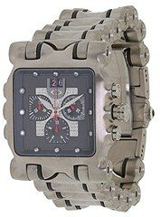 Oakley Minute Machine Diamond Dial Edition (Titanium/Black) - Jewelry