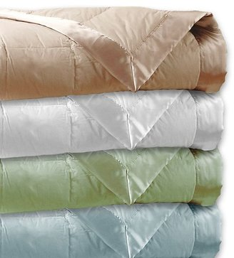 Royal majesty microfiber feather & down blanket