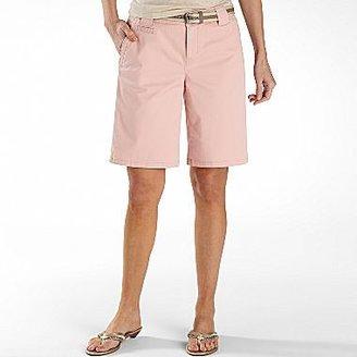 JCPenney St. John's Bay® Belted Bermuda Shorts