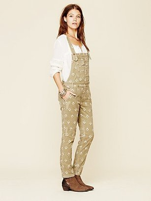 Free People Canyonlands Cord Overall