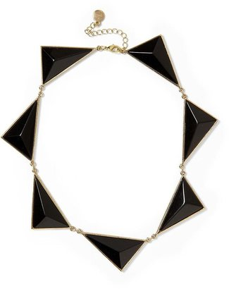 House Of Harlow Pyramid Collar Necklace