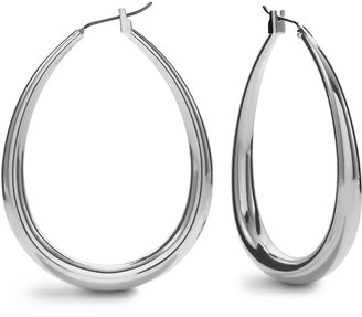 Chico's Cassandra Hoop Earrings
