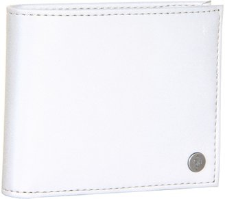 Cole Haan Slim Wallet (Silver/Cammello) - Bags and Luggage