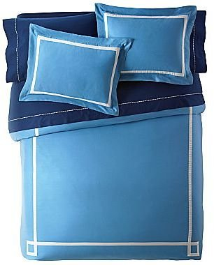 Jonathan Adler Elizabeth Solid Duvet Cover Set & Accessories
