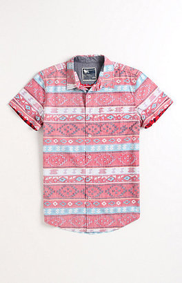 Modern Amusement Fiesta Short Sleeve Woven Shirt