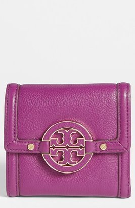 Tory Burch 'Amanda' Trifold French Wallet