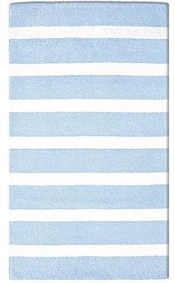 Kaloo Cabana Stripe Rug Blue