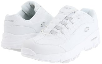 Skechers Movers (White) - Footwear