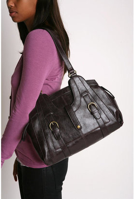 Urban Outfitters Saddlery Buckle Bag