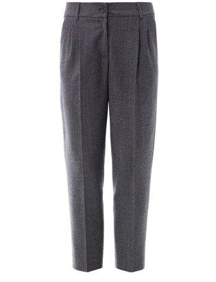 Dolce & Gabbana Micro-check wool trousers