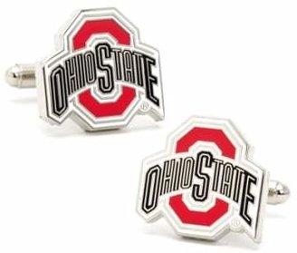 Cufflinks Inc. Cufflinks, Inc. 'Ohio State Buckeyes' Cuff Links