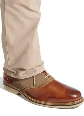1901 'Bennett' Saddle Shoe (Men)