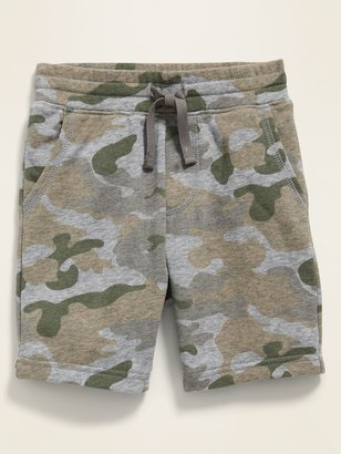 Old Navy Camo French Terry Shorts for Toddler Boys