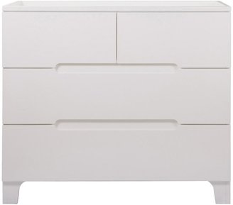 Bloom Alma Dresser - White Frame w/ White Drawers