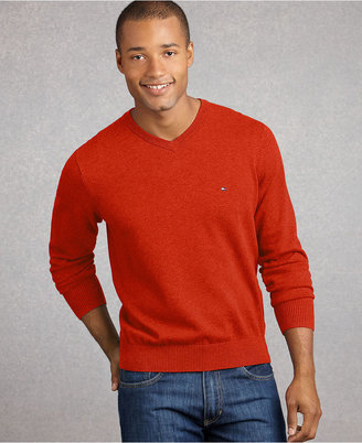 Tommy Hilfiger Sweater, Taft II V Neck Sweater