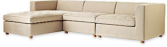 JCPenney Design by Conran Heath Modular Sectional