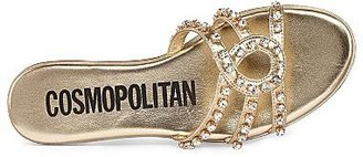 JCPenney Cosmopolitan Peggy Rhinestone Sandals