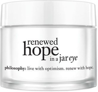 Philosophy Renewed Hope In A Jar Eye $51 thestylecure.com