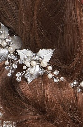 Nina 'Salem' Crystal Hair Pins (Set of Three)