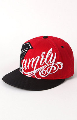 Famous S/S Always Family Snapback Hat