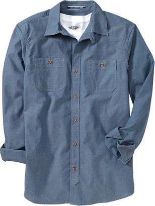 Old Navy Men's Slim-Fit Cargo Shirts